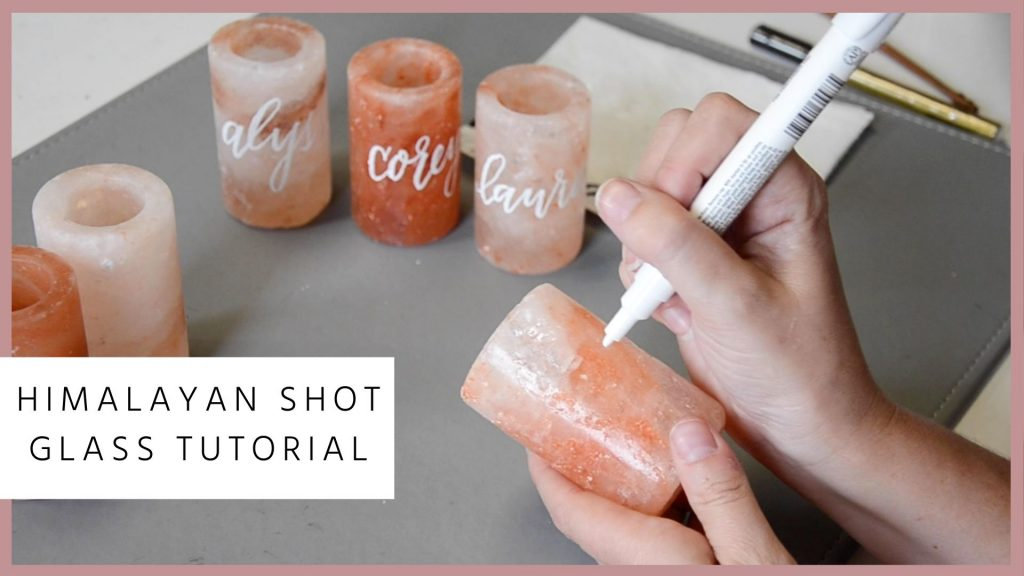 Himalayan Shot Glass Tutorial